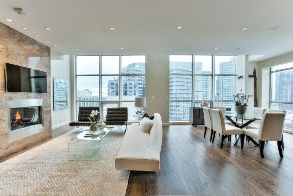 36 Blue Jays Way Penthouse 1518 Luxury Toronto Condos