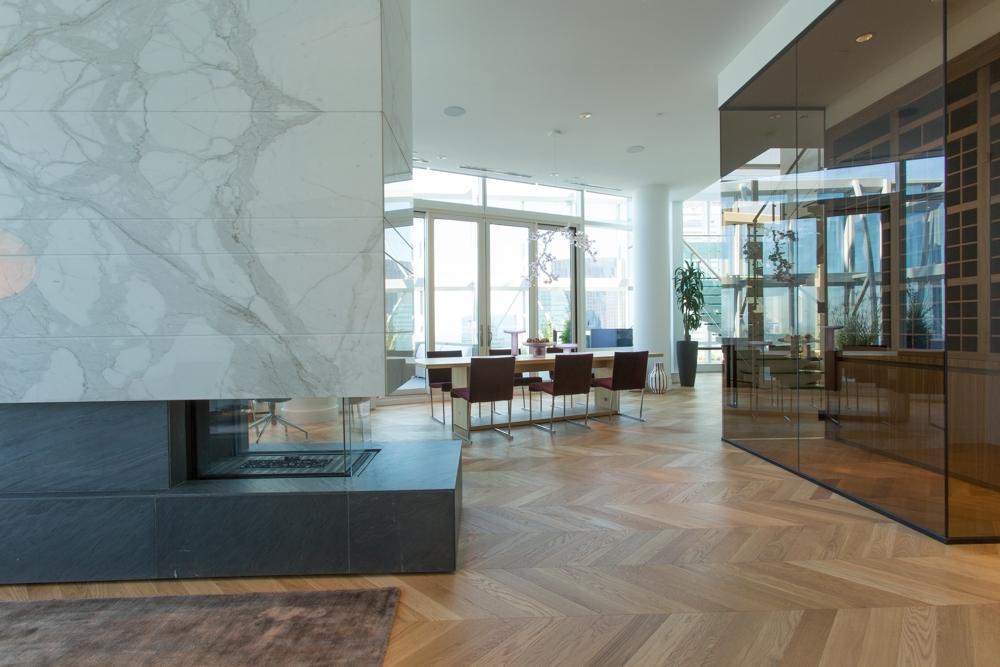 180 University Avenue Penthouse 01 Shangri La Toronto Penthouse Luxury Toronto Condos By Dylan
