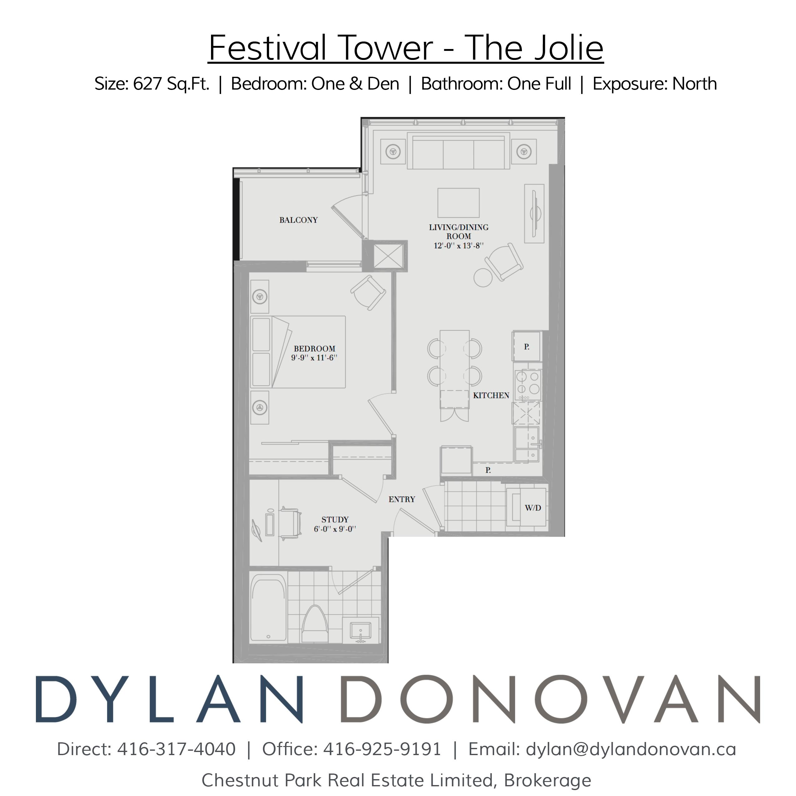 Festival Tower 80 John Street Luxury Condos For Sale Floor Plans