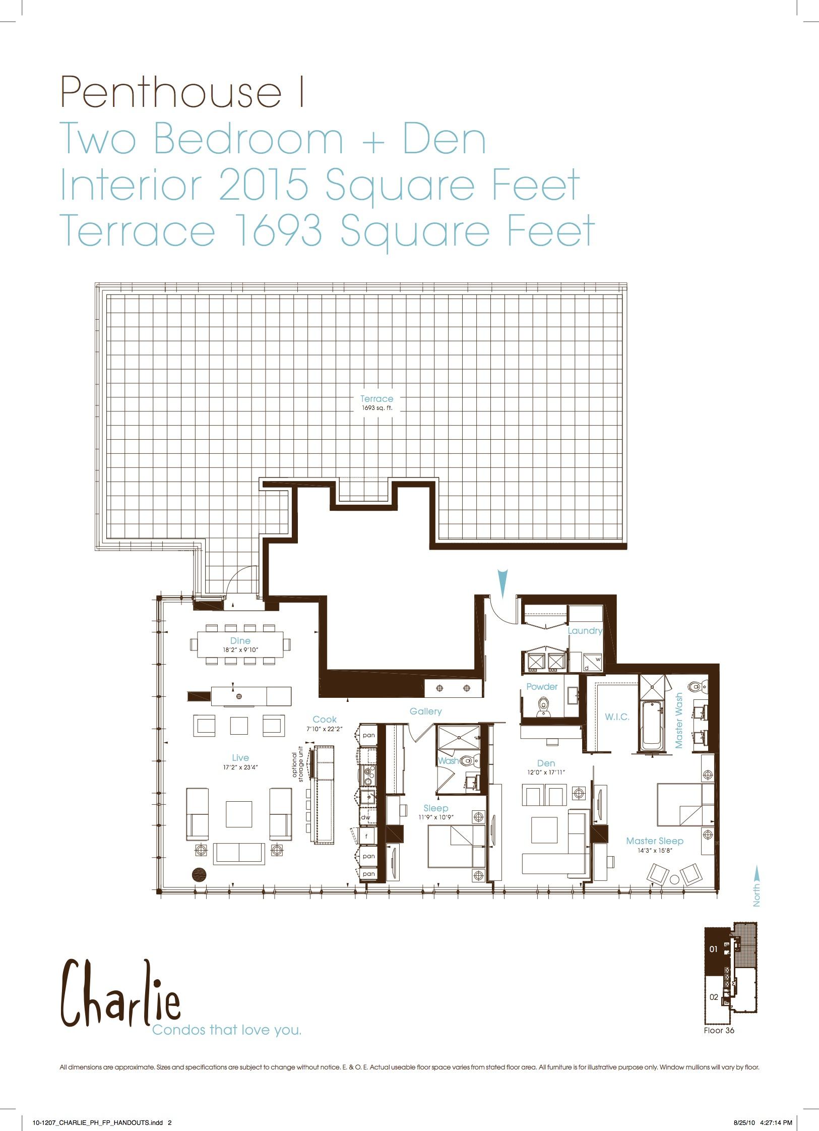 Charlie Condos 8 Charlotte Street Luxury Condos For Sale Floor Plans