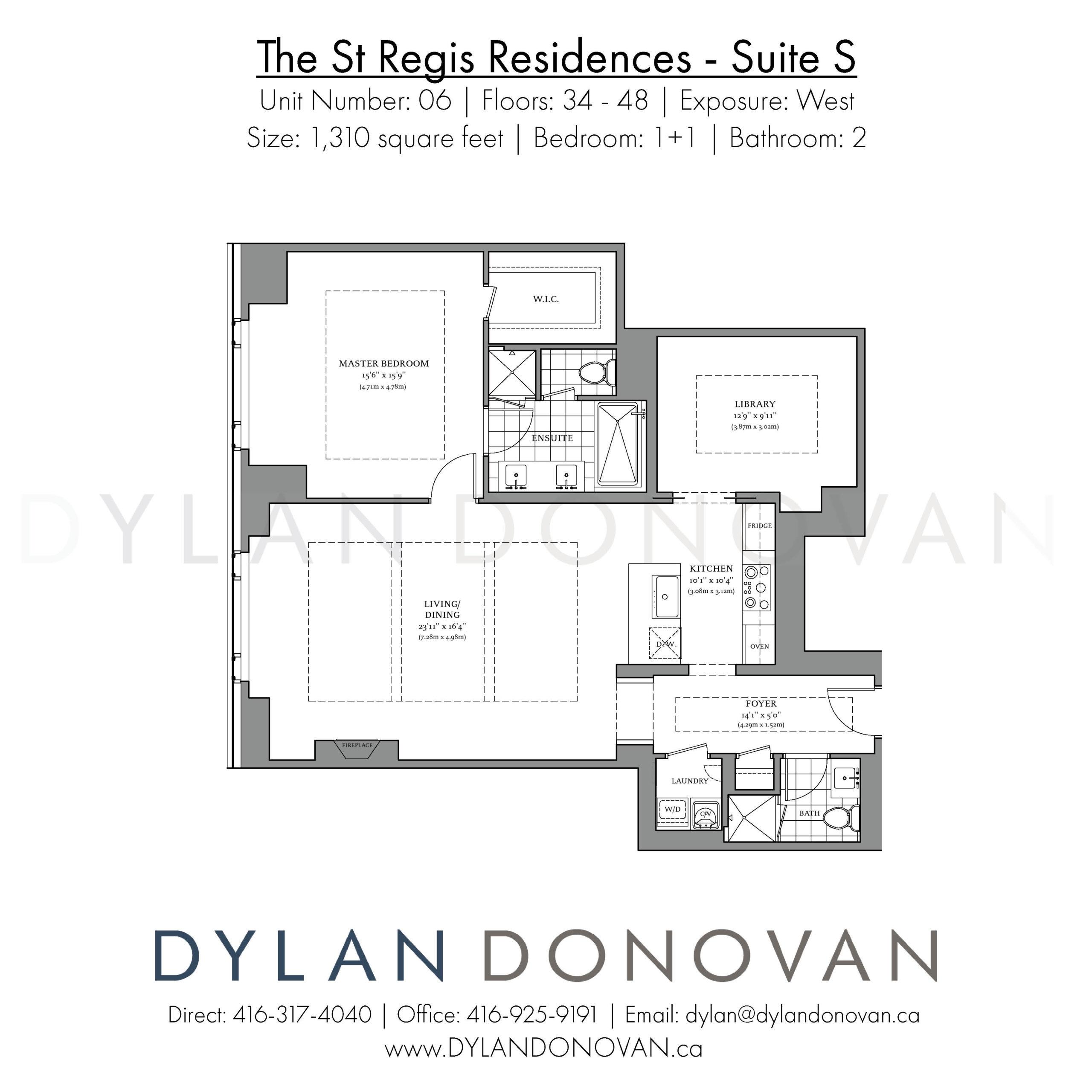 St Regis Residences 311 Bay Street Luxury Toronto Condos For Sale